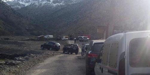 Skandinavische Rucksacktouristinnen tot in Marokko gefunden