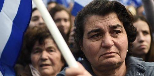 Parlament in Athen stimmt über Abkommen mit Mazedonien ab