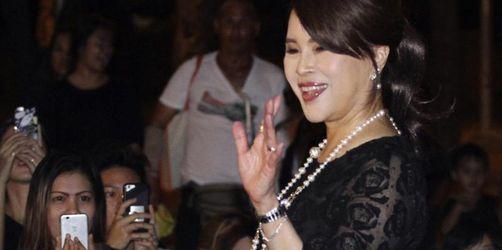 Thai-Prinzessin entschuldigt sich für Ausflug in die Politik