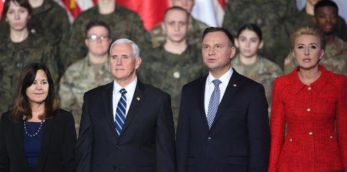 USA rüsten Polen mit schweren Kriegswaffen auf