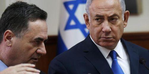 Netanjahu ernennt Israel Katz zum amtierenden Außenminister