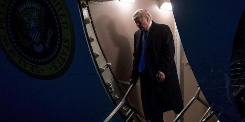 16 US-Staaten: Sammelklage gegen Trumps Notstandserklärung