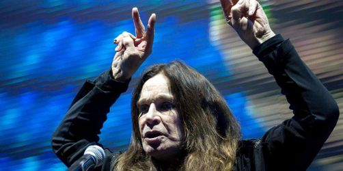 Ozzy Osbourne muss wegen einer Lungenentzündung pausieren