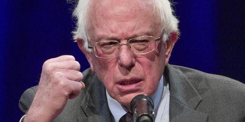 Bernie Sanders will bei US-Präsidentenwahl antreten