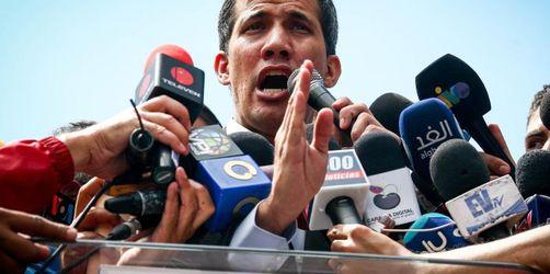 Venezuelas Opposition will humanitäre Hilfe ins Land holen