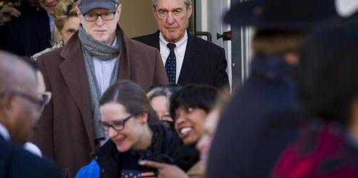 Mueller-Bericht: Keine Hinweise auf Absprachen mit Moskau