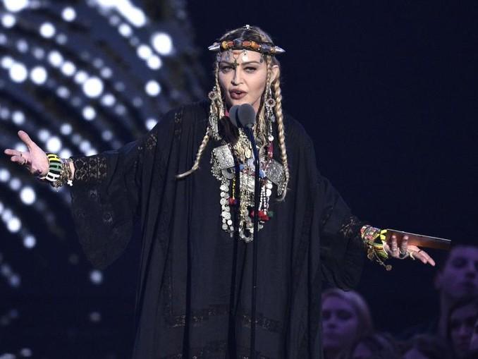 Madonna will es nach längerer Pause wieder wissen. /Invision/AP