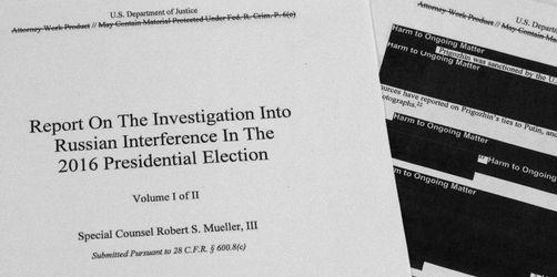 Trump wollte Russland-Ermittlungen beeinflussen