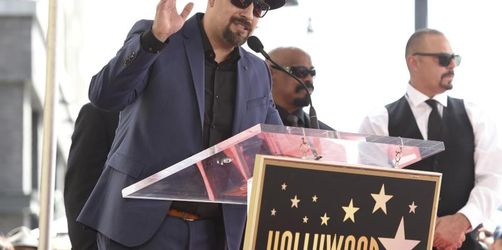 Hip-Hop-Band Cypress Hill in Hollywood geehrt
