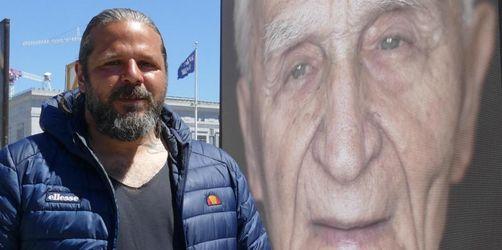 Porträts von Holocaust-Überlebenden in San Francisco