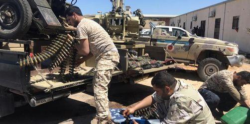 Immer mehr Tote bei Kämpfen in Libyen