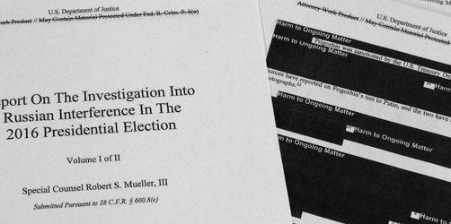 Demokraten ringen nach Mueller-Bericht um Strategie