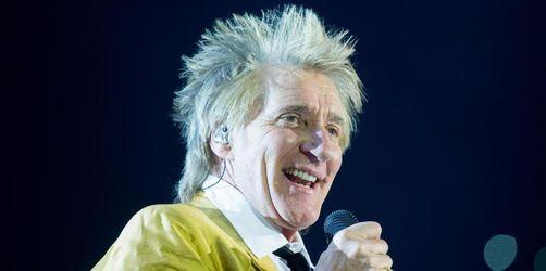Rod Stewart: Hatte viele Frisur-Doppelgänger