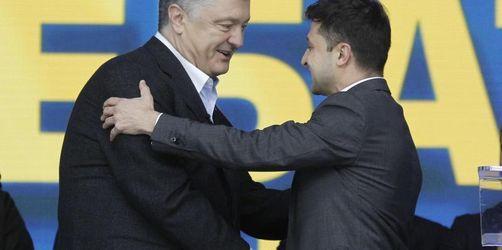 Wahlkampf im Krisenland Ukraine endet mit «Tag der Stille»