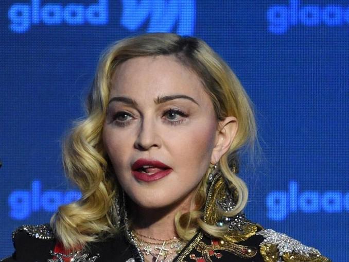 Viel Wirbel um Madonna. /Invision/AP/Archiv