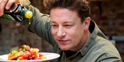 Jamie Oliver erleidet Schiffbruch mit Restaurants