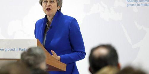 May will über zweites Brexit-Referendum abstimmen lassen