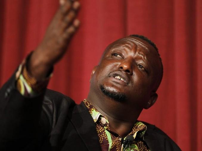 Binyavanga Wainaina ist tot. /EPA