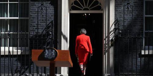 Bewerberzahl um May-Nachfolge wächst