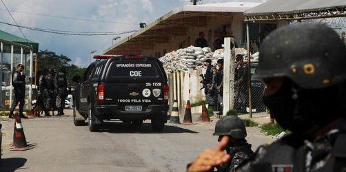 Mindestens 15 Tote bei Unruhen in brasilianischem Gefängnis