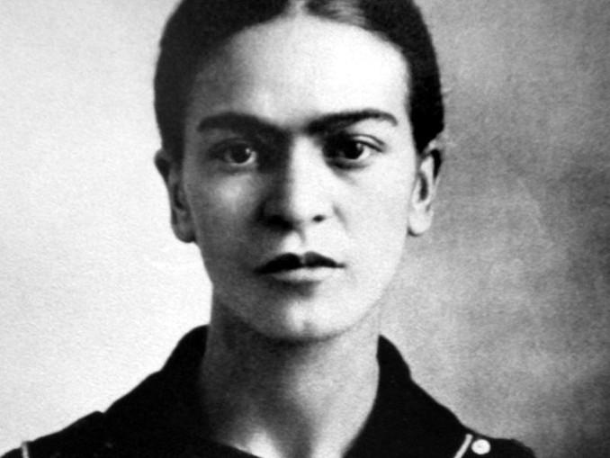 Die mexikanische Malerin Frida Kahlo. Foto: epa/efe