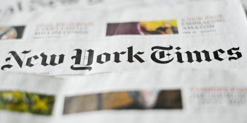 Trump wirft der «New York Times» per Twitter Hochverrat vor