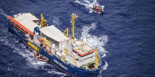 Sea-Watch fährt unerlaubt nach Italien