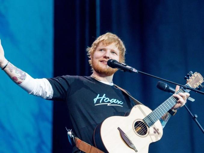 Superstar Ed Sheeran liebt Kollaborationen. /Europa Press