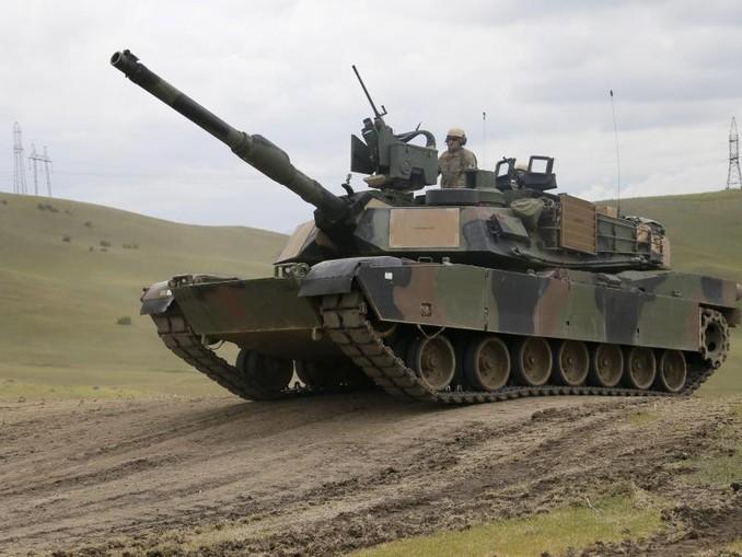 Der Deal umfasst unter anderem 108 Panzer vom Typ M1A2T Abrams. /EPA