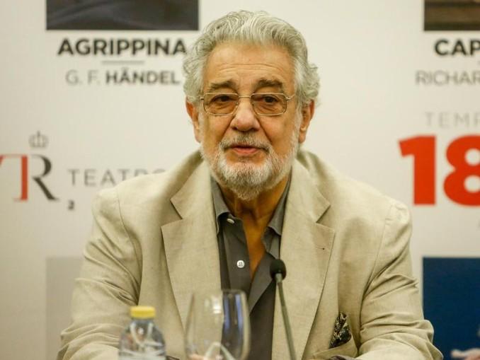 Der spanische Opernstar Plácido Domingo weist alle Vorwürfe zurück. /Europapress/Archiv