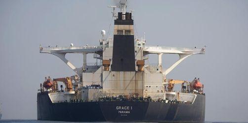 Gibraltar will Supertanker «Grace 1» freigeben