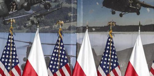 Polen unterstützt US-Militärmission im Persischen Golf