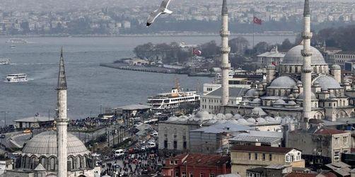 Seismische Zeitbombe - Istanbul und die Erdbeben