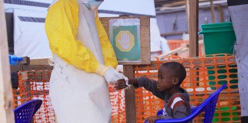Neue Ebola-Fälle im Kongo - Hilfe aus Deutschland