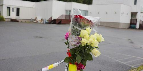 Angriff auf norwegische Moschee: Terrorverdächtiger gesteht