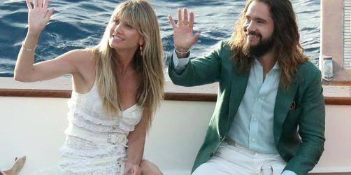 Heidi Klum lüftet Brautkleid-Geheimnis