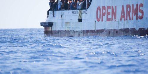 Salvini lässt Minderjährige von Bord der «Open Arms»