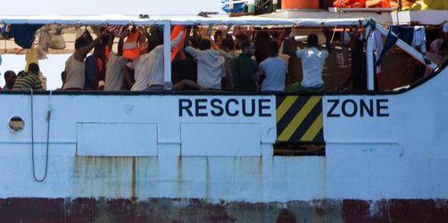 Spanien bietet «Open Arms» sicheren Hafen an
