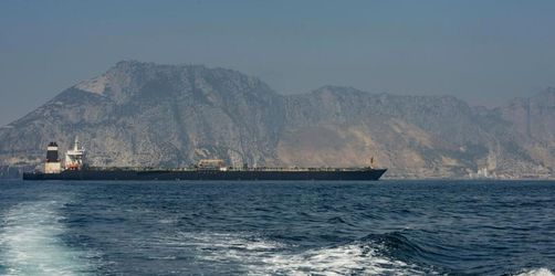 Supertanker mit iranischem Öl soll Gibraltar verlassen