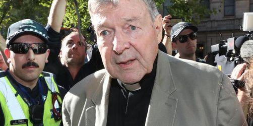 Zurück in Einzelzelle: Kardinal Pell scheitert mit Einspruch