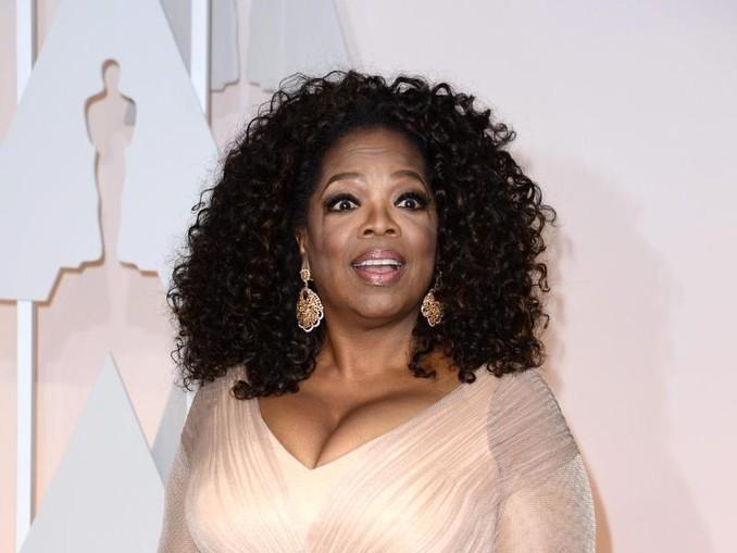 Der Spuk ist vorbei:Oprah Winfrey. /EPA/dpa