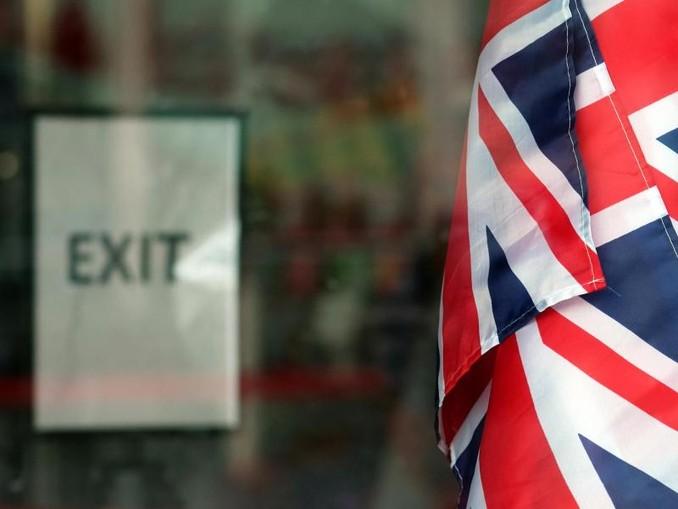 Ende des Monats will Großbritannien die EU verlassen - und noch immer sind wichtige Fragen ungeklärt. /dpa-Zentralbild/dpa