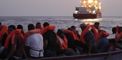 Italien lässt 176 Flüchtlinge von «Ocean Viking» an Land