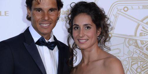 Rafael Nadal heiratet abgeschirmt seine «Mery»