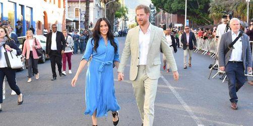 Prinz Harry: Kapstadt ist ein fantastischer Ort