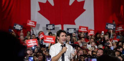Kanada wählt neues Parlament: Premier Trudeau muss zittern