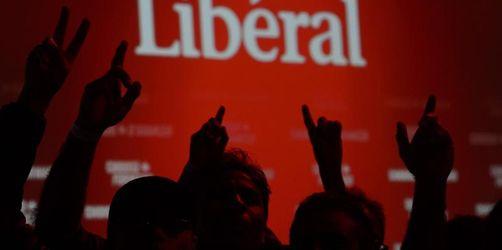 Trudeaus Liberale trotz Verlusten stärkste Kraft in Kanada