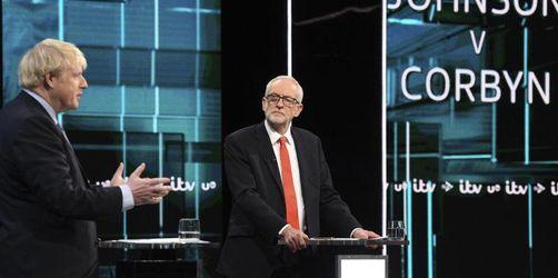 Schlagabtausch bei erster TV-Debatte im britischen Wahlkampf