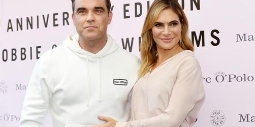 Robbie Williams genießt Weihnachten sehr