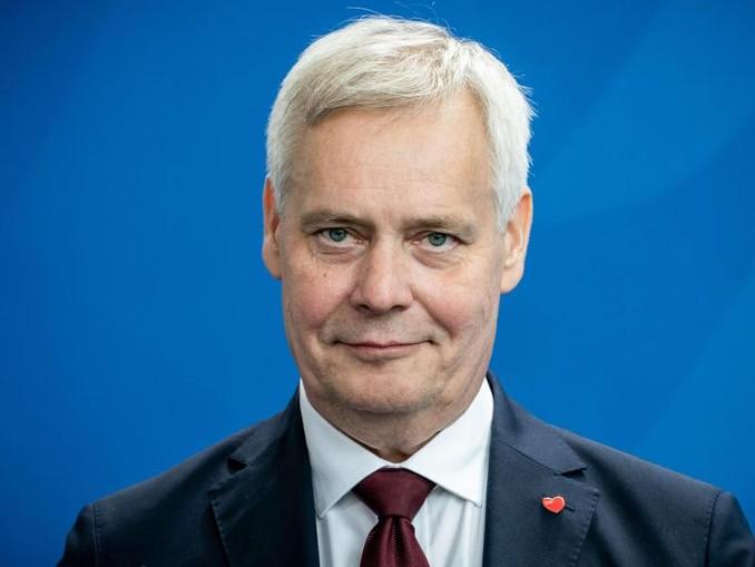 Antti Rinne tritt nach nur sechs Monaten als Ministerpräsident von Finnland zurück. /Lehtikuva/dpa